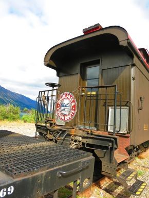 Whitepass Rail & Yukon Route Railway