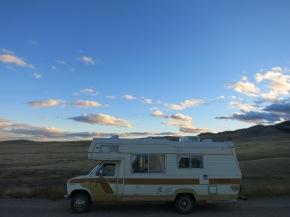 On the road – Yukon – USA – Quebec. Wie ich in einem RV die Weltentdecke.