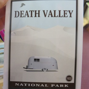 Death Valley National Park – wo der heiße Wind weht.