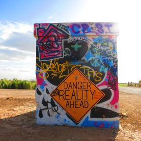 The last free place on Earth. Slab City.